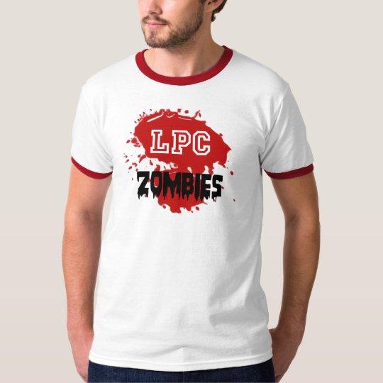 LPC Zombies Rule #4 T-Shirt