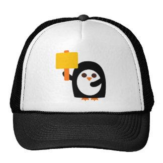 LPenguinsP10 Trucker Hat
