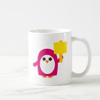 LPenguinsP12 Coffee Mugs
