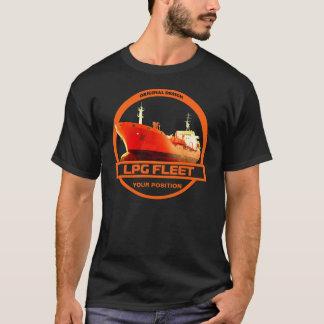 LPG Fleet - Black T-Shirt