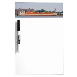 LPG Tanker Yara Embla Dry-Erase Board