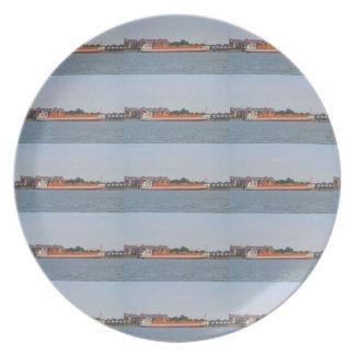 LPG Tanker Yara Embla Melamine Plate