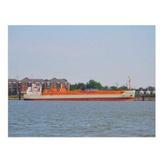LPG Tanker Yara Embla Postcard