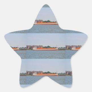 LPG Tanker Yara Embla Star Sticker