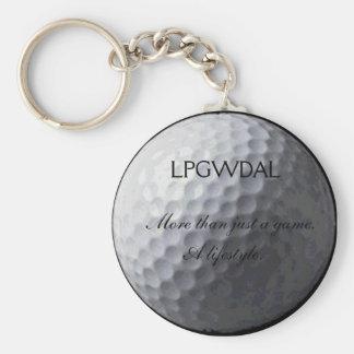 LPGWDAL Keychain