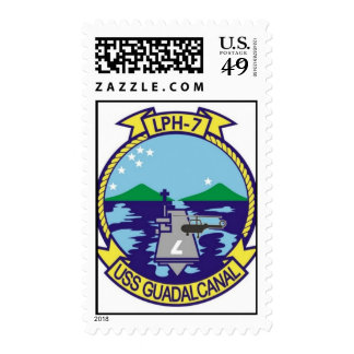 LPH-7 Mail Postage Stamps