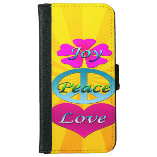 LPJ WALLET PHONE CASE FOR iPhone 6/6S