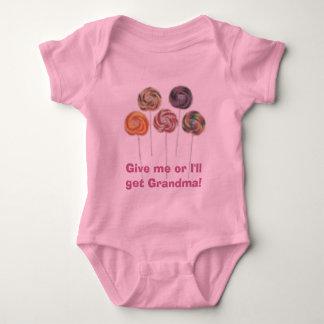 lplp, Give me or I'll get Grandma! T Shirts