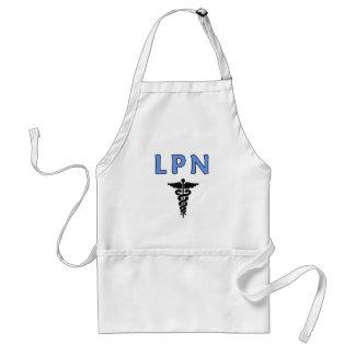 LPN Caduceus Adult Apron