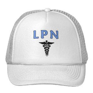 LPN Caduceus Trucker Hat