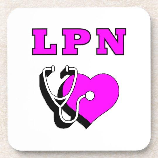 LPN Care Coaster