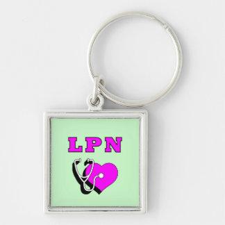 LPN Care Key Chain