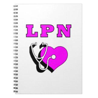 LPN Care Notebook