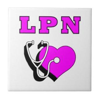 LPN Care tile