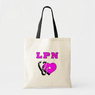 LPN Care Tote Bag
