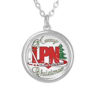 LPN CHRISTMAS Licensed Practical Nurse Pendants