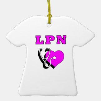 LPN Heart Care Christmas Tree Ornament