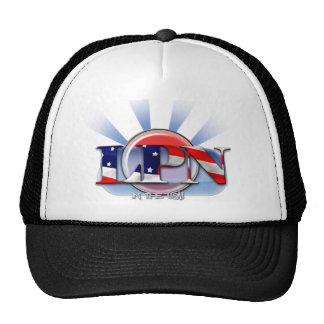 LPN IN THE USA (LICENSED PRACTICAL NURSE) TRUCKER HAT