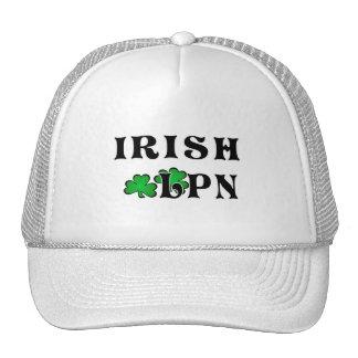 LPN irlandés Gorras De Camionero