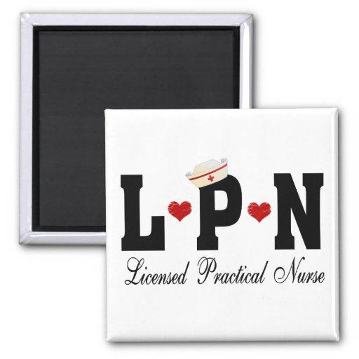 LPN Licensed Practical Nurse Magnet