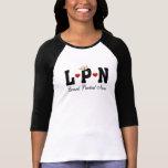 LPN Licensed Practical Nurse Tee Shirt
