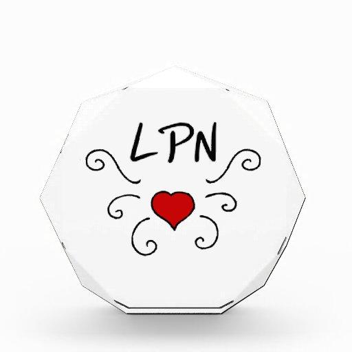 LPN Love Tattoo Award