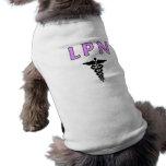 LPN Medical Pet Tshirt