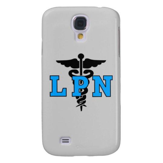 LPN Medical Symbol Galaxy S4 Cover