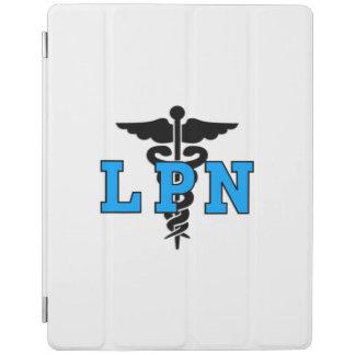 LPN Nurse Symbol iPad Smart Cover