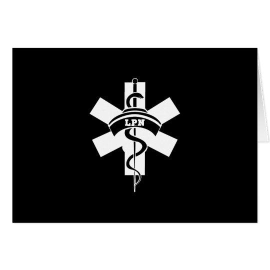 LPN Nurses Card