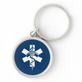 LPN Nurses keychain