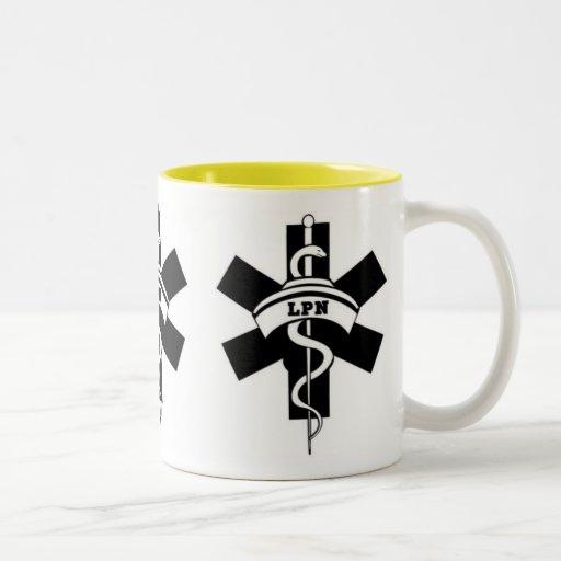 LPN Nurses Mug