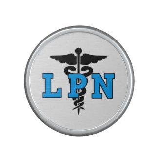 LPN Nurses Symbol Speaker