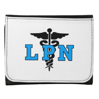 Nurse LPN Wallet