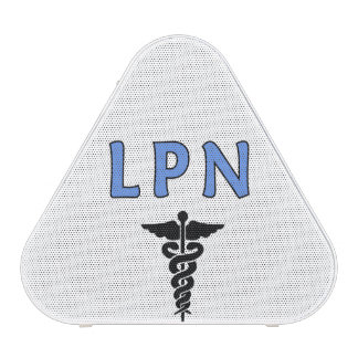 LPN Nursing Bluetooth Speaker