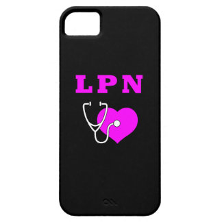 LPN Nursing Care iPhone 5 Cases