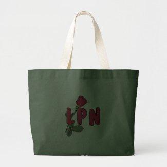 LPN Rose bag