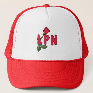 LPN Rose Trucker Hat