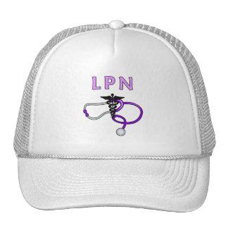 LPN Stethoscope Trucker Hat