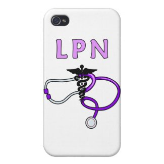 LPN Stethoscope iPhone Case