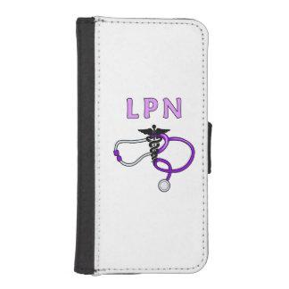 LPN Stethoscope iPhone SE/5/5s Wallet