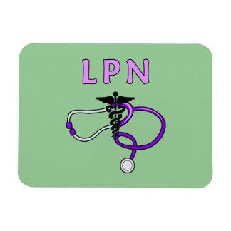 LPN Stethoscope Magnet