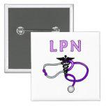 LPN Stethoscope Pins