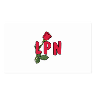 LPN subió Plantilla De Tarjeta De Visita