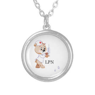 LPN Teddy Bear Pendants