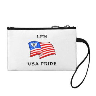 LPN USA Pride Coin Wallets