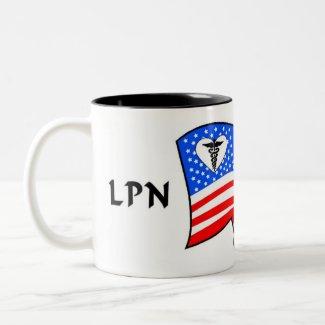 LPN USA Pride Mug