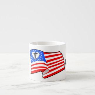 LPN USA Pride Espresso Cup
