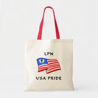 LPN USA Pride Tote Bag