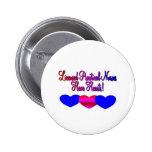"""LPN's """"Have Hearts""""---Unique nurse gifts Buttons"""